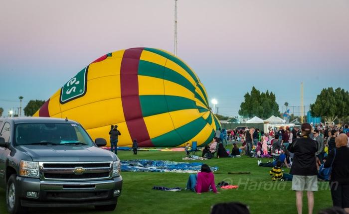 25th Annual Colorado River Crossing BalloonFestival