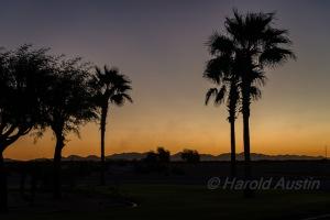 Early Morning in Yuma